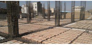 استفاده از بلوک سقفی